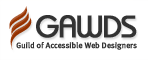 Guild of Accessible Web Designers Logo